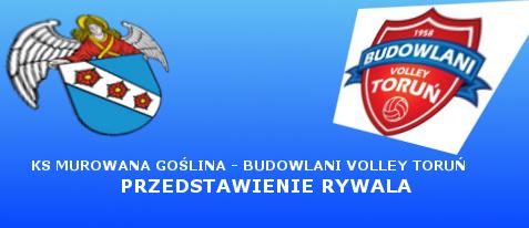 Przedstawienie rywala: Budowlani Volley Toruń